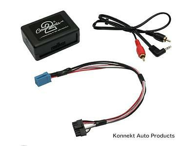 Connects2 CTVRNX001 Renault Clio 01-09 Aux Input Adaptor MP3 iPod Android