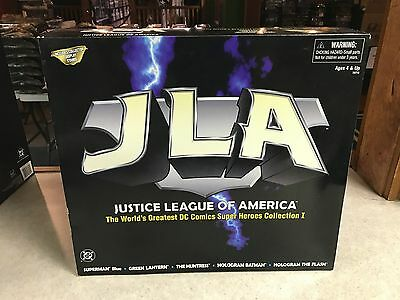 1999 Justice League of America JLA Super Heroes Collection I Box Set 5 MIB