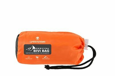 LIFESYSTEMS Light and Dry  Survival Bivi Bag Recommended for DofE & Expeditions