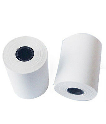 "2 1/4"" x 60' Thermal Paper Rolls (50 Rolls/Case) for Debit Credit Card Machine"