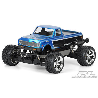 Proline 1972 Chevy C10 Pick Up Shell For Traxxas Stampede (Unpainted) - PL3251-0