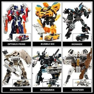 Dark of the Moon Transformers 3 Autobots Optimus Prime etc Action Figures Robot