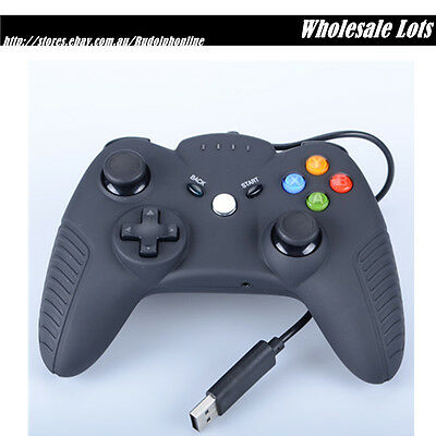 Black USB Dual Shock 4 Controller Game Joypad Joystick for Xbox360 win8 win10