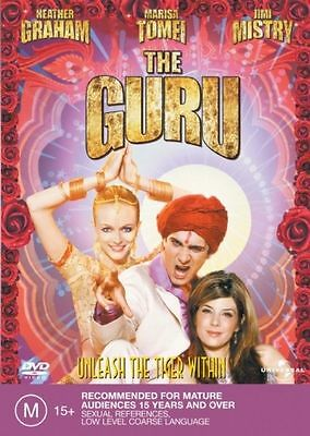 The Guru [ DVD ] Region 4 + 2, Fast Next Day Post...7819