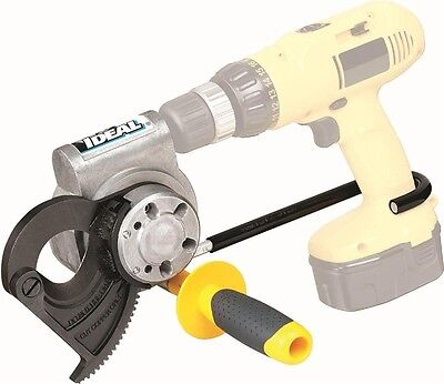 Ideal PowerBlade Drill Powered Cable Cutter - 3.8 to 5cm - 35-078