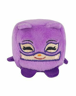 Kawaii Cubes DC Comics Catwoman Plush