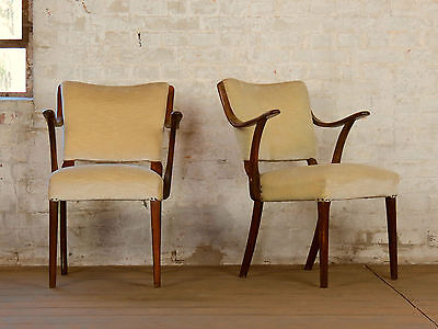 Mid Century Retro Cocktail Arm Chair Armchair Sessel Stuhl Vintage 50s 60s