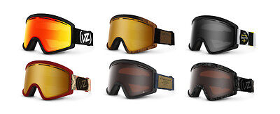 Von Zipper Goggles - Cleaver Cylindrical Lens Snowboard and Ski Goggles - 2017