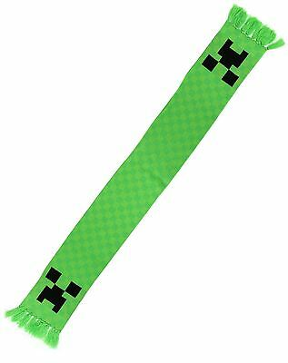 Official Minecraft Creeper Scarf