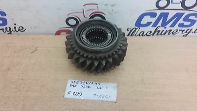 Massey Ferguson Gear 46 teeth  #358390m11
