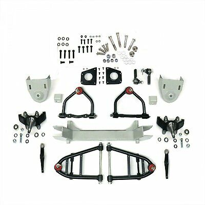 Front End Mustang II 2 IFS kit for 59-67 El Camino fits Wilwood & SSBC Brakes