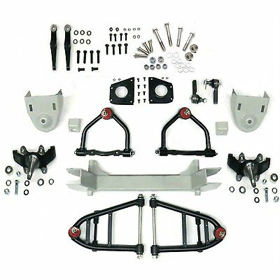 Front End Mustang II 2 IFS kit for 50-62 Oldsmobile fits Wilwood & SSBC Brakes