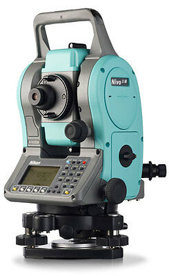 Nikon Nivo 5.0M Total Station