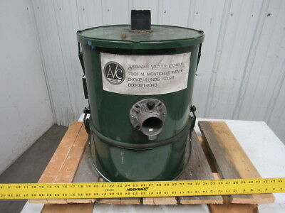 AMERICAN VACUUM Co ARCO 1000-S Canister Tank OEM Parts Good Used Condition