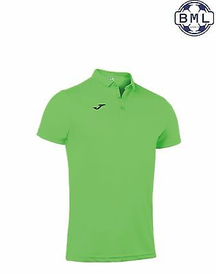 482aad2bb57 JOMA HOBBY POLO SHIRT - various sizes - FLUO GREEN - £9.99 | PicClick UK