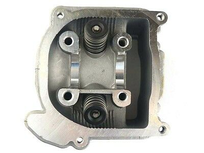 Performance Cylinder Head w/ 69mm Valve Length GY6 50cc 139QMB Scooter 50mm