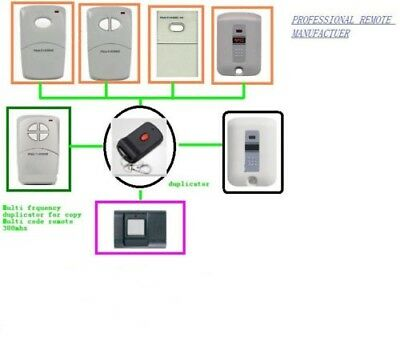 Linear/MultiCode Gate Remote Control Opener 300/310MHz 3089/3070/3060/8911/4120