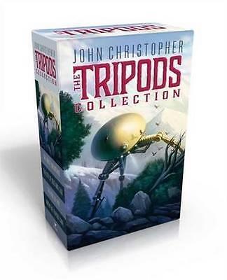NEW The Tripods Collection By John Christopher Paperback Free Shipping