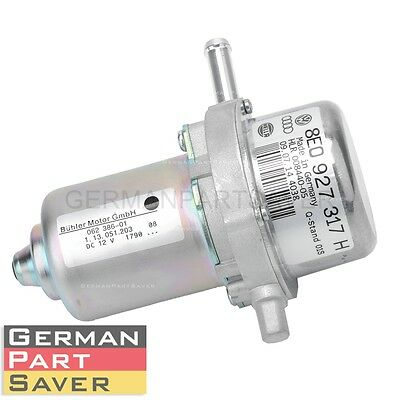 New OEM Vacuum Pump for Brake Booster Fits Audi A6 Q7 R8 RS4 RS5 VW Touareg