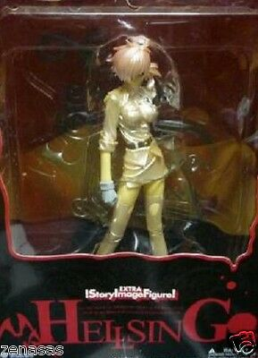 New Yamato Hellsing Seras Victoria Limited PVC From Japan
