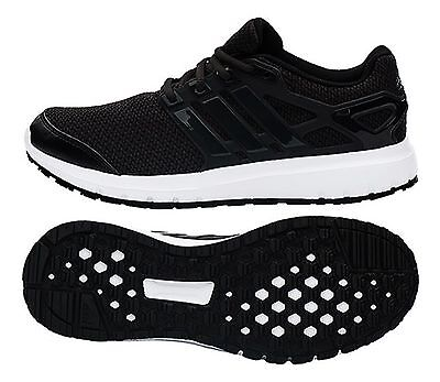 Adidas Men Shoes Energy Cloud M Running Sneakers Black Casual Shoe GYM AQ4181