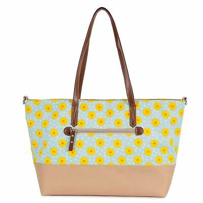 Pink Lining Notting Hill Tote Sac À Langer Sunflowers