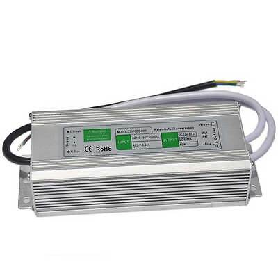 DC12V 80W Waterproof Transformer Swimming Pool Power Supply AC 110-260V Adapter