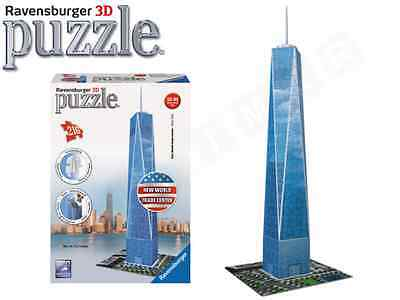 Puzzle 3D Freedom Tower 216 Pz