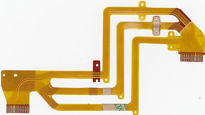 Sony HDR-SR11E HDR-SR12E FP-807 LCD Screen Flex Cable Replacement Part NEW