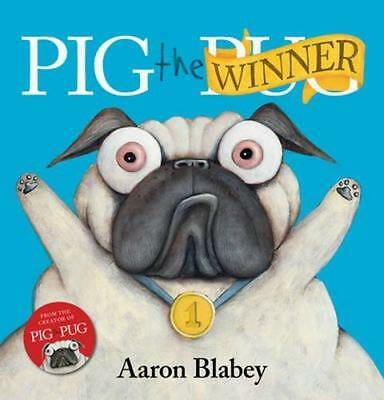 NEW Pig the Winner By Aaron Blabey Paperback Free Shipping