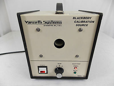 Vanzetti Systems Model 1550 Black Body Calibration Source *tested*