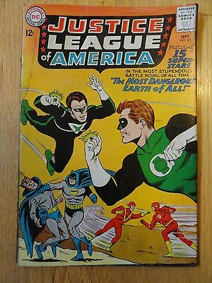 Justice League of America (1960 1st Series) #30 Good DC Comics
