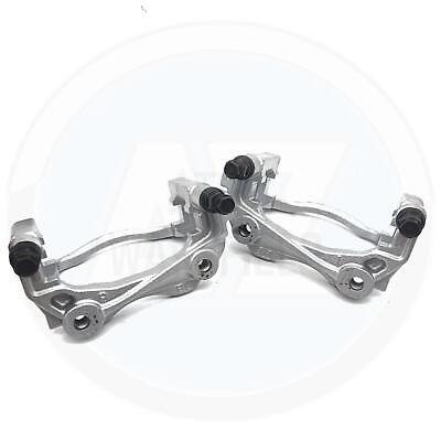FOR BMW 5 SERIES E60 E61 530d FRONT DRILLED PERFORMANCE BRAKE DISCS PAIR 324mm