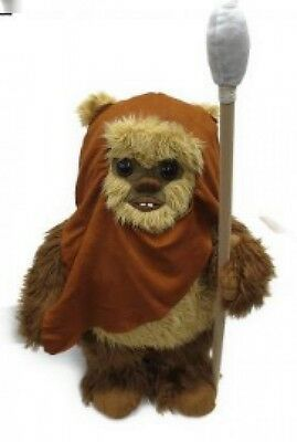 Star Wars Ewok life-size stuffed Doll 34 inch approx. Japan