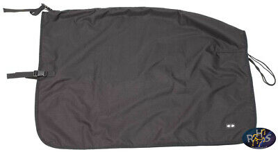 Zilco Driving Harness - Deluxe Quarter Sheet Exercise Rug Driving or Lunging Blk