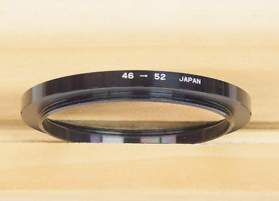 Step-up Ring 46-52mm