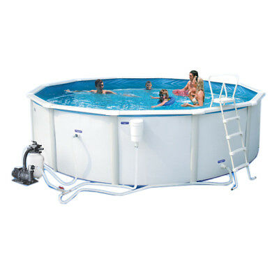 Poolscape Solista 10,100L Above Ground Swimming Pool