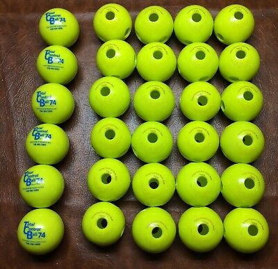 Total Control Training Ball YH-74-               24 Pack & 6 Pack #74 TCB