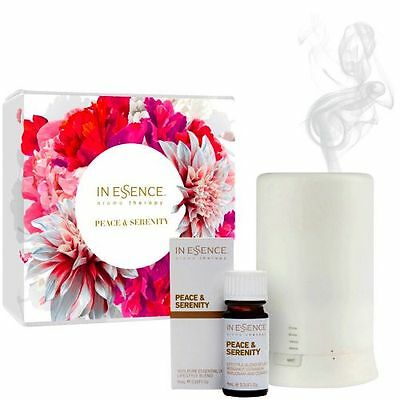 In Essence Limited Edition Ultra Sonic Vaporiser + Peace & Serenity Blend