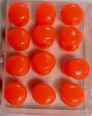 Silicone Ear Plugs - Kids Size   12 PAIRS