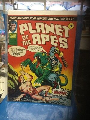 Marvel Comics. Planet Of The Apes #17