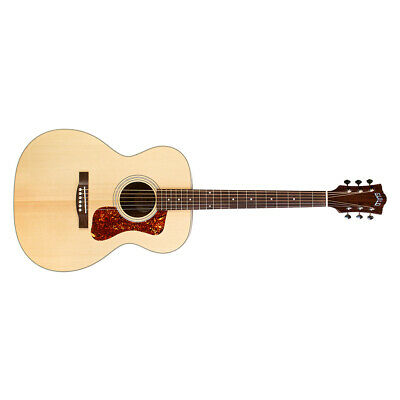 Guild Westerly OM-240E Acoustic-Electric Guitar Orchestra Natural + Gig Bag