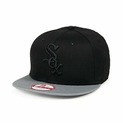 Chicago White Sox New Era 9FIFTY Pop Tonal Adjustable Snapback Baseball Cap S-M