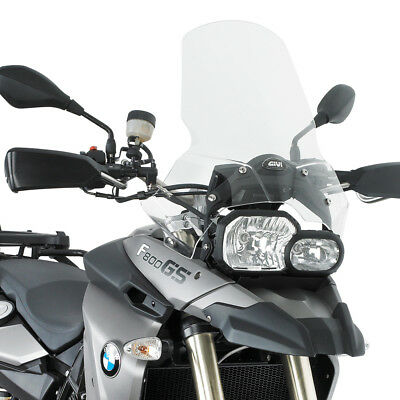Cupolino [Givi] - Bmw F 650 Gs / F 800 Gs (2008-2017) - Cod.333Dt+D333Kit