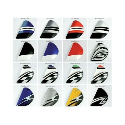 Arai Viper GT helmet visor outer cover holder sets