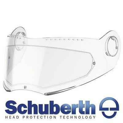 Schuberth C3 & S2 Clear Pinlock Antifog Insert for Helmets X-Small to Large