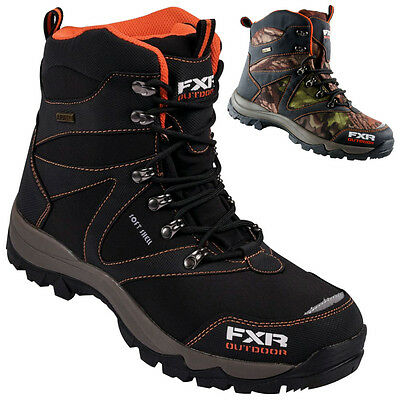 FXR Racing Renegade Outdoor Mens Snowboard Skiing Sled Snowmobile Boots