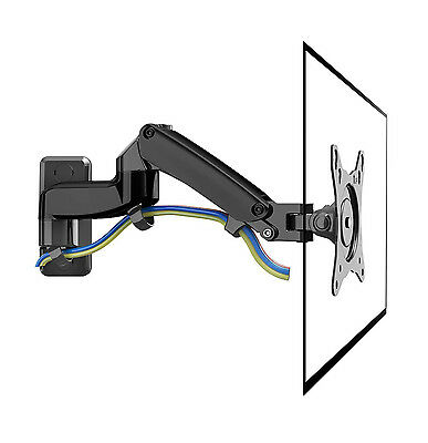 "Boost F150 Universal Flexi Gas Spring Wall Mount for 17"" - 27"" TV/Monitors"