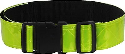 Neon Yellow Reflective US Army Physical Training Safety PT Belt