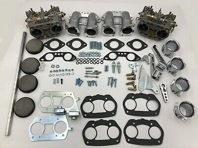 VW BUS TYPE 2 Type 4 Porsche 914 Weber 44 Idf Carburetor Conversion